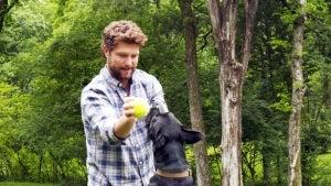 Chris Lane Shares How He's Protecting His Precious Pups