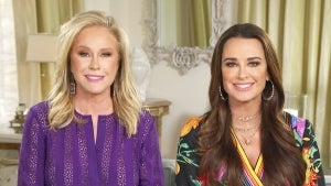 'RHOBH' Sisters Kyle Richards and Kathy Hilton Hilariously Interview Each Other (Exclusive)