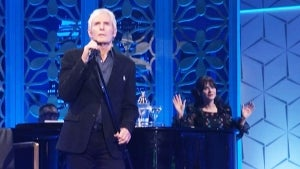 Zooey Deschanel and Michael Bolton Sing Their Way to Your Heart in 'Celebrity Dating Game' (Exclusive)