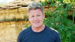 Watch Gordon Ramsay Milking a Donkey in Croatia on NatGeo's 'Uncharted' (Exclusive)