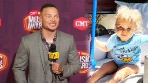 Kane Brown on His Daughter Kingsley Rose Saying 'Dada' Right Before Father's Day (Exclusive)