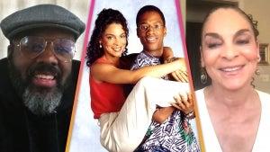 Jasmine Guy and Kadeem Hardison Reflect on Iconic Romance on 'A Different World' (Exclusive)