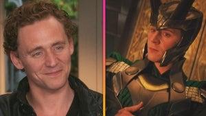 Tom Hiddleston Talks Creating Loki's Physique for 'Thor' (Flashback)