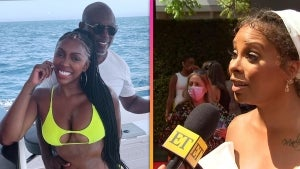 Eva Marcille Calls Porsha Williams' Engagement to a Married Man 'Messy' (Exclusive)