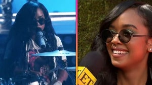 H.E.R. on Playing the Drums and Performing 'Back of My Mind' at the 2021 BET Awards
