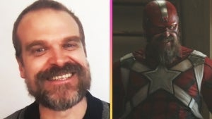 David Harbour Talks 'Black Widow' and Teases Major 'Stranger Things' Reveal in Season 4 (Exclusive)