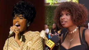 Jennifer Hudson on the Pressure of Being Handpicked By Aretha Franklin for 'Respect' Biopic