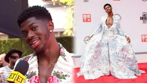 Lil Nas X on His Red Carpet Costume Change, Pride Month and the Reaction to 'Montero' (Exclusive)