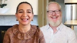 Maya Rudolph and Jim Gaffigan on 'Luca' and Childhood Memories (Exclusive)