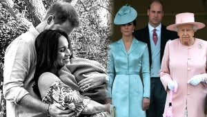 Royal Family Hopes Prince Harry and Meghan Markle's Newborn Daughter Will Heal Family Drama