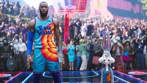 New 'Space Jam 2' Trailer Shows LeBron James and the Toon Squad on the Court
