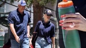 Gwen Stefani and Blake Shelton Spark Secret Wedding Rumors With New Ring