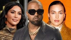 How Kim Kardashian Feels About Kanye West Dating Irina Shayk (Source)