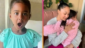 Tamera Mowry-Housley's Daughter Practices Her Acting Skills in Adorable Video