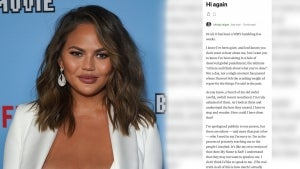 Chrissy Teigen Publicly Apologizes For 'Awful' Past Tweets in Lengthy Essay
