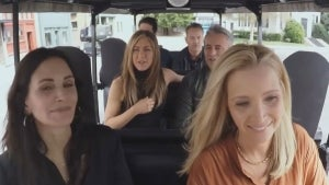 Watch the 'Friends' Cast Sing Their ICONIC Theme Song!