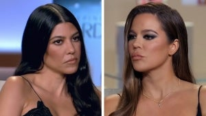 Khloe Kardashian Calls Out Sister Kourtney for Not Sharing Enough of Her Love Life on 'KUWTK'