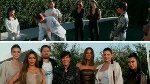 How Each Kardashian Family Member Said Goodbye During 'KUWTK' Series Finale