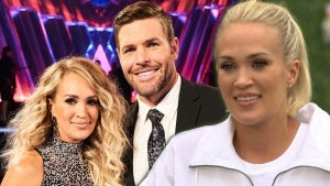 Carrie Underwood Jokes It's Her Fault She and Husband Mike Fisher 'Rarely' Have Date Nights
