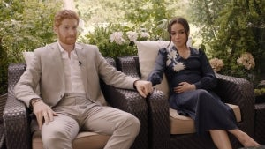 Lifetime Movie Recreates Harry and Meghan's Oprah Interview and More -- Watch the Trailer!