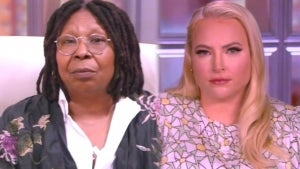 'The View': Whoopi Goldberg and Meghan McCain's Argument Ends With Hosts Apologizing to Each Other