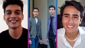 'Love, Victor' Season 2: Michael Cimino and Anthony Keyvan on Victor and Rahim's Karaoke Chemistry