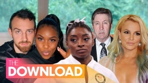 Simone Biles Withdraws From Olympics, Britney Spears Files to Remove Father From Conservatorship