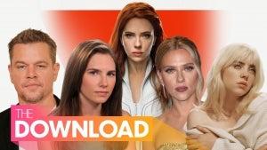 Scarlett Johansson Files Suit Against Disney, Amanda Knox Slams 'Stillwater'