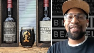 Marcus Baskerville on Making a Difference With 'Black Is Beautiful' Beer