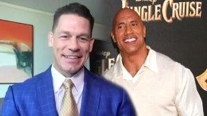 Dwayne Johnson Addresses WWE Return Rumors, John Cena Reacts (Exclusive)