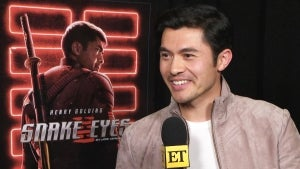 Henry Golding on New Movie 'Snake Eyes' and Being Immortalized as an Action Figure (Exclusive)
