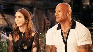 'Jungle Cruise' Co-Stars Dwayne Johnson and Emily Blunt on Their Tight-Knit Friendship