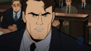Watch Josh Duhamel Turn Into Two-Face in 'Batman: The Long Halloween, Part Two' (Exclusive Clip)