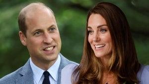 Prince William Hosts Tea Party as Wife Kate Middleton Self-Isolates