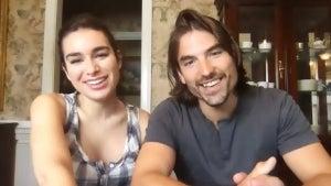 Ashley Iaconetti and Jared Haibon Talk 'Bachelor' Franchise's Future After Chris Harrison Exit