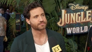 Edgar Ramirez on Losing His Grandmother to COVID-19 Before the 'Jungle Cruise' Premiere
