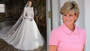 Princess Diana's Niece Lady Kitty Spencer Marries Fashion Mogul Michael Lewis in Italian Wedding