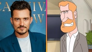 Listen to Orlando Bloom Voice Prince Harry in Animated Prince George Series