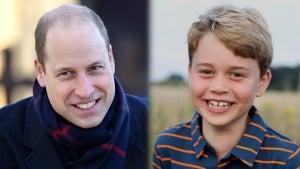 Prince George Looks Like Prince William Ahead of His 8th Birthday