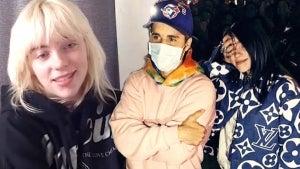 Billie Eilish Says Justin Bieber Helps Her Manage Fame