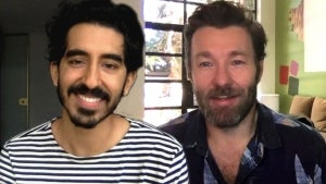 'The Green Knight': Dev Patel and Joel Edgerton on Playing the Same Character 17 Years Apart