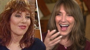 Watch 'Married With Children' Star Katey Sagal React to 1987 Interview!