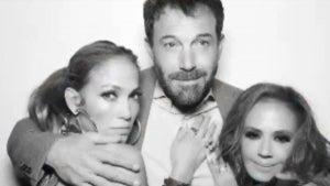 Ben Affleck and Jennifer Lopez Make Subtle Instagram Debut