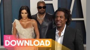 Kim Kardashian 'Open' to Reconciling With Kanye West, JAY-Z Talks 'Inspiring' Wife Beyoncé