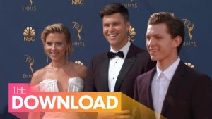 'Spider-Man: No Way Home' Trailer Surprises, ScarJo and Colin Jost Enjoying Time With New Baby