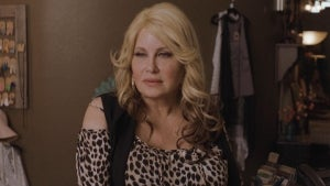 Jennifer Coolidge Reunites With a Legend in 'Swan Song' (Exclusive Clip)