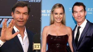 Jerry O'Connell Reveals If He or Wife Rebecca is the Bigger 'Star Trek' Fan (Exclusive)