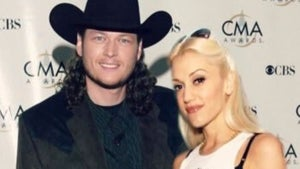 Gwen Stefani Photoshops Herself Into Event Blake Shelton Attended With Ex-Wife!