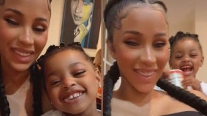 Watch Cardi B's Daughter Kulture Steal the Spotlight During Instagram Live