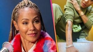 Inside Jada Pinkett Smith's Decision to Start a Tattoo Sleeve